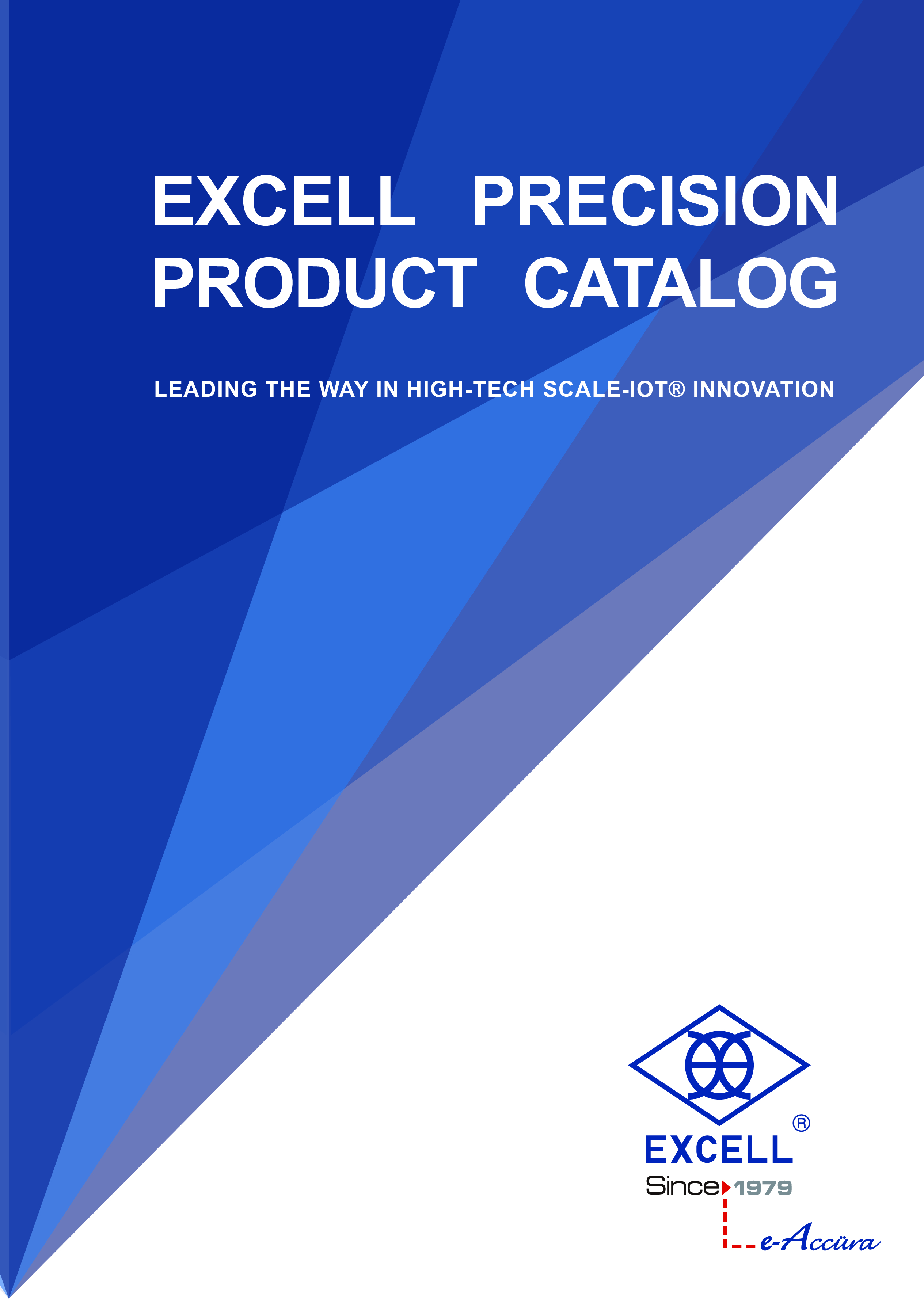 EXCELL PRECISION PRODUCT CATALOG