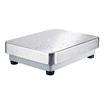 Scale Platform, IPX6 splash proof